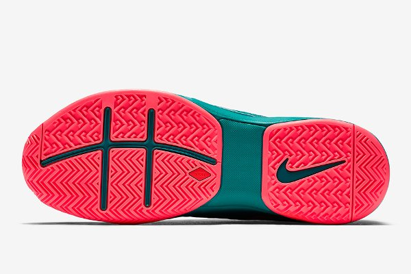 Nike Zoom Vapor Tour 9.5 Emerald Teal Hot Lava (4)