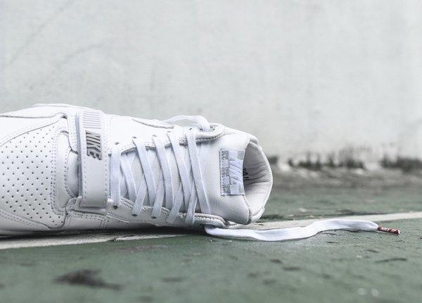 NikeLab Air Trainer 1 mi montante blanche (2)