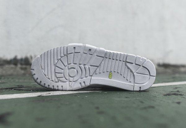 NikeLab Air Trainer 1 mi montante blanche (4)