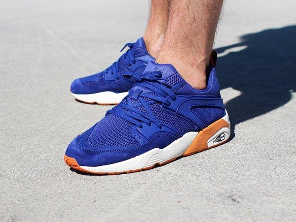 Puma Blaze Of Glory New York Knicks | Sneakers actus