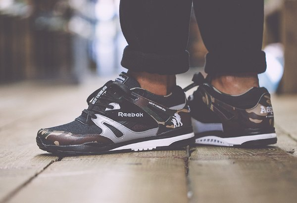Reebok Ventilator x AAPE by A Bathing Ape