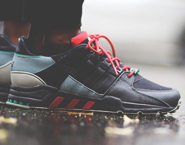 Adidas Equipment Running Support 93 'Green Earth' (2)
