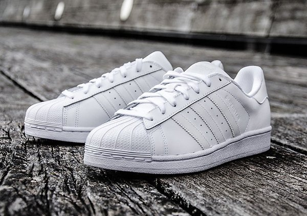 Adidas Originals Superstar Foundation 'Footwear White' ...