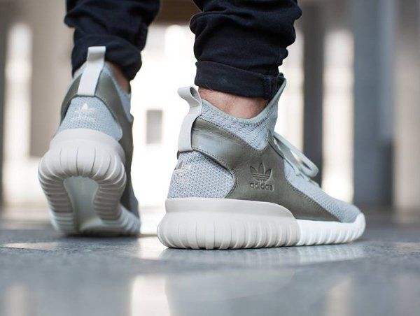 Adidas Tubular X Hemp/Tan Cheap Tubular X Eckington School