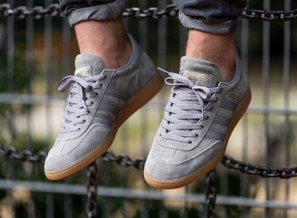 Adidas Spezial Suede Grey Gum