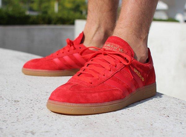 Adidas Spezial Suede Red Gum