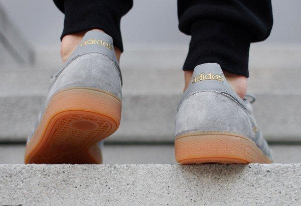 Adidas Spezial en daim gris (1)