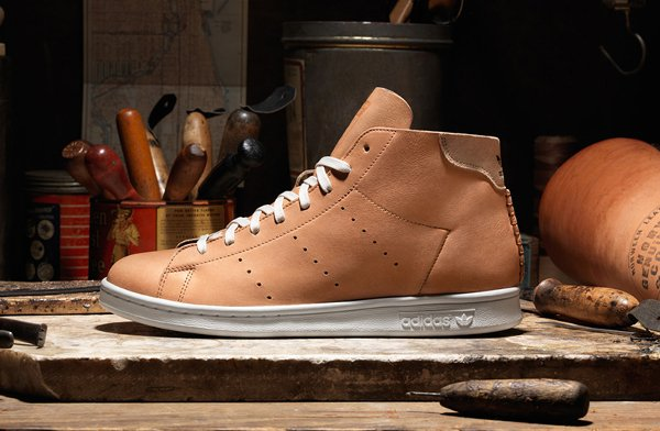 Adidas Stan Smith Mid Horween Leather