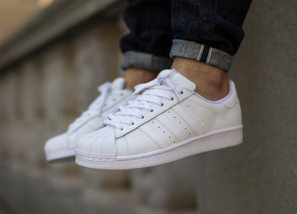 adidas superstar blancje