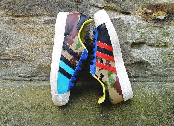 Adidas Superstar Oddity 'Bright Cyan'