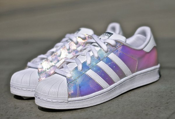 Adidas Superstar W Iridescent (2)