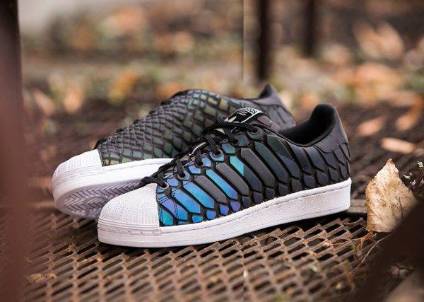 Adidas Superstar Xeno Multicolor   Sneakers actus