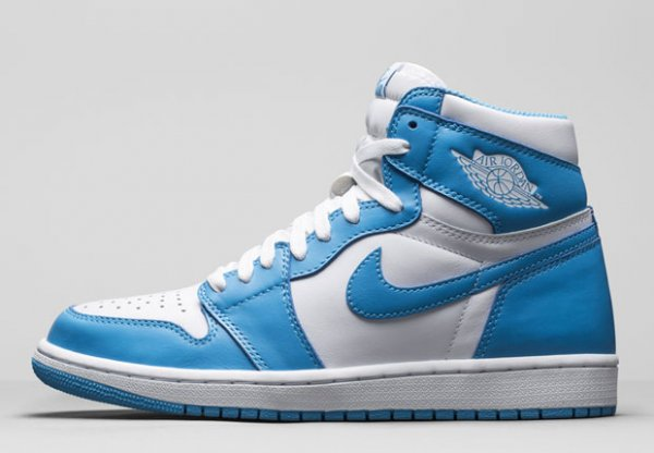 Air Jordan 1 High Carolina 2015