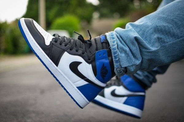 Air Jordan 1 High retro OG x Fragment - Namnice
