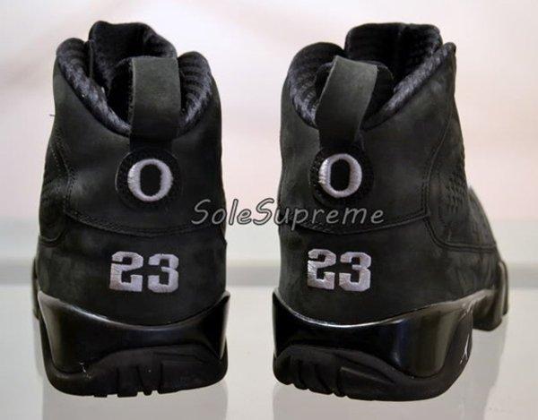 Air Jordan 9 Oregon Ducks PE (2)