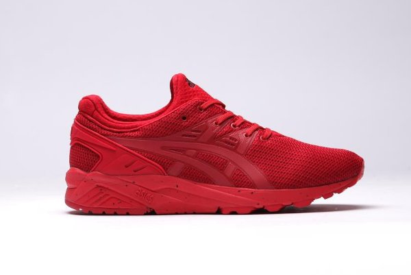 Asics Gel Kayano Trainer Evo Triple Red