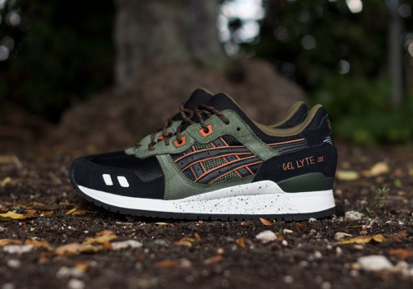 Asics Gel Lyte 3 Winter Trail Pack aux pieds (2)