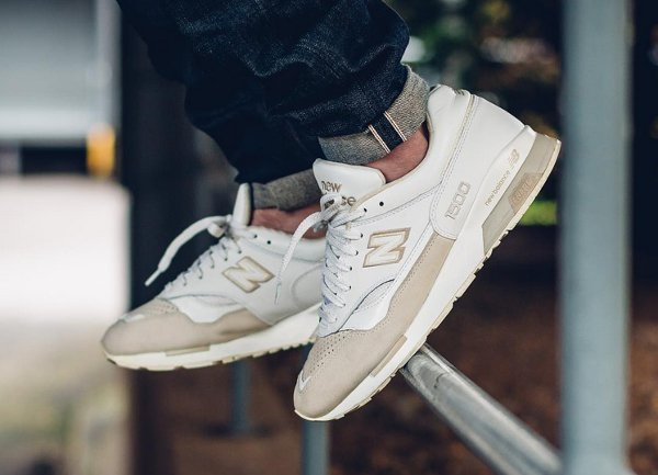 New Balance 1500 White Fawn (sample) - Tjspoors (2)