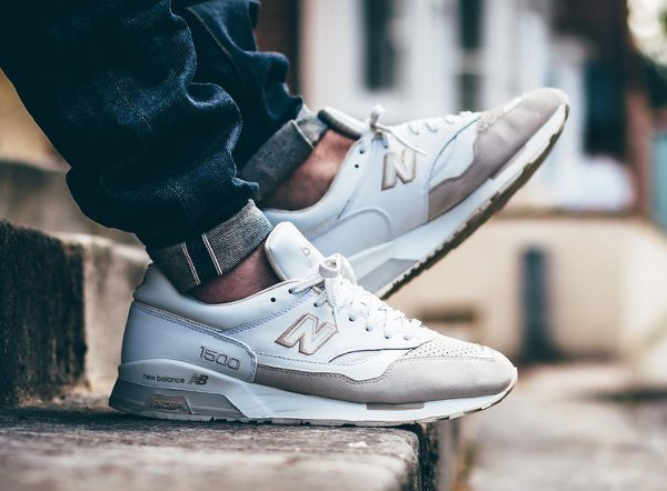 New Balance 1500 White Fawn (sample) - Tjspoors