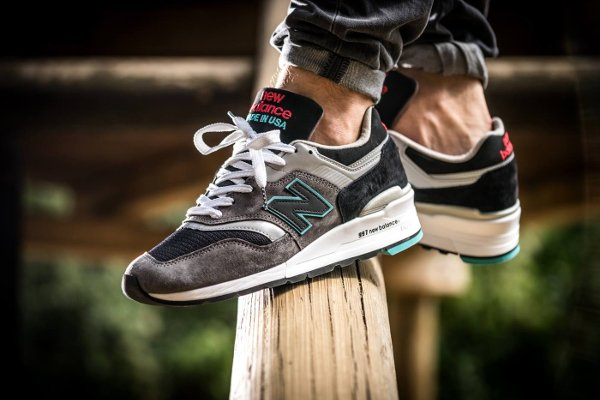 New Balance 997 Connoisseur Rockabilly  (1)