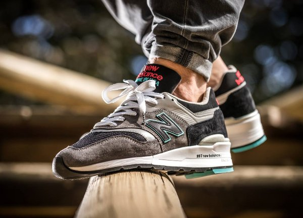 New Balance 997 Connoisseur Rockabilly  (2)