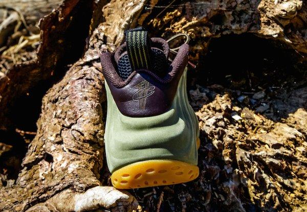 Nike Air Foamposite One PRM 'Medium Olive' (1)
