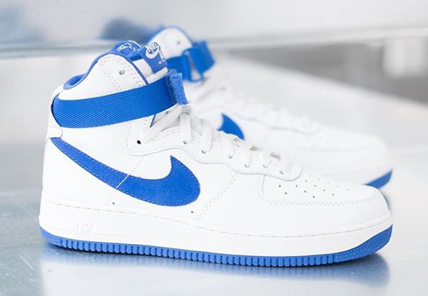 Nike Air Force 1 High Retro QS Royal
