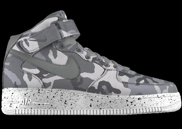 Nike Air Force 1 ID Woodland Camo Mid (1)