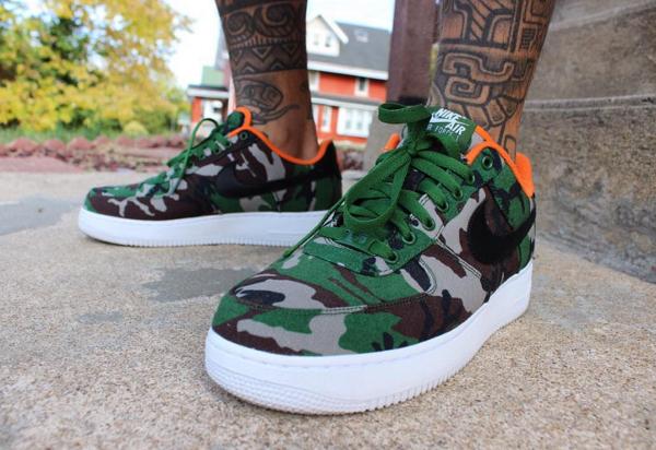 Nike Air Force 1 Low ID Woodland Camo (3)