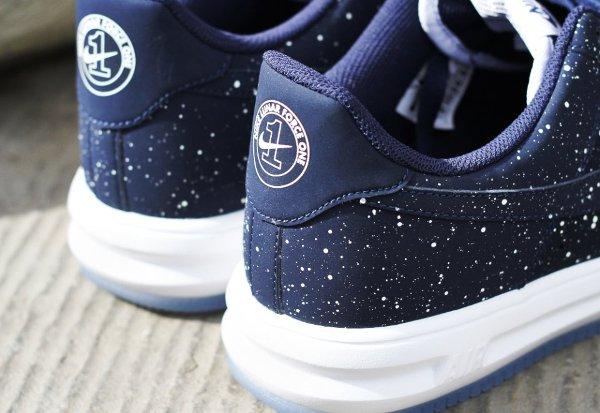 Lavaamp; Force Lunar NavySneakers 1 Nike Actus Speckle Hot '14 eHYD9IWE2