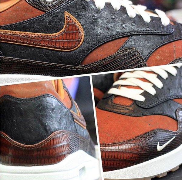 Nike Air Max 1 sur mesure