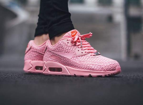 Nike Air Max 90 DMB QS City Shanghai Must Win Cake (1)