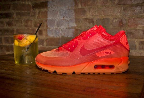 Nike Air Max 90 Hyperfuse Orange Chilling Red Atomic Orange (1)