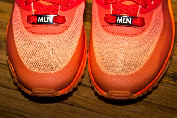 Nike Air Max 90 Hyperfuse Orange Chilling Red Atomic Orange (3)