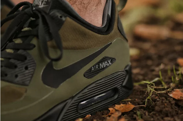 Nike Air Max 90 Utility No Sew 'Khaki'