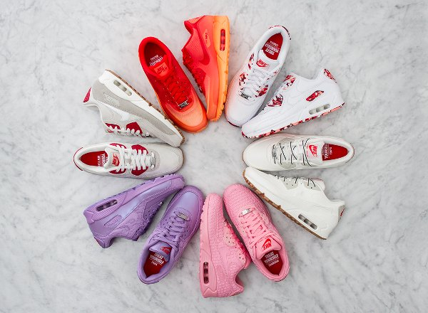 Nike Air Max 90 Sweet Schemes City