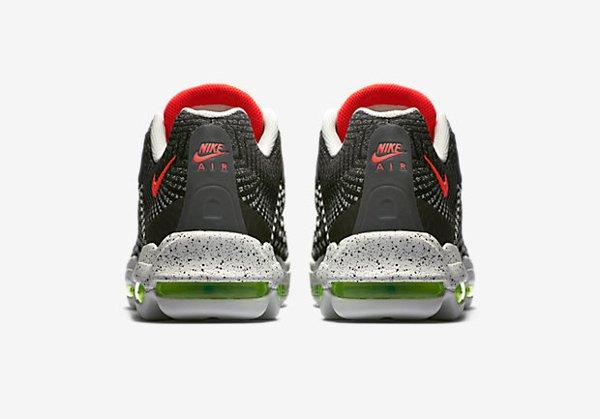 Nike Air Max 95 Ultra Jacquard Silver Crimson Volt : où l