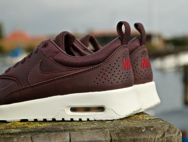 air max bordeaux cuir