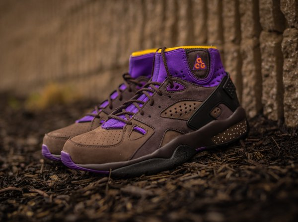 Nike Air Mowabb OG ACG Purple Orange Brown (1)