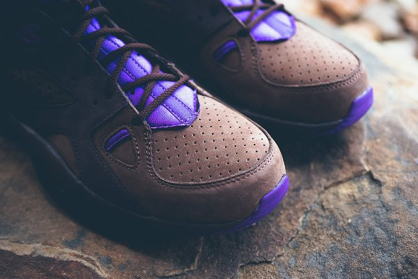Nike Air Mowabb OG marron orange violet (5)