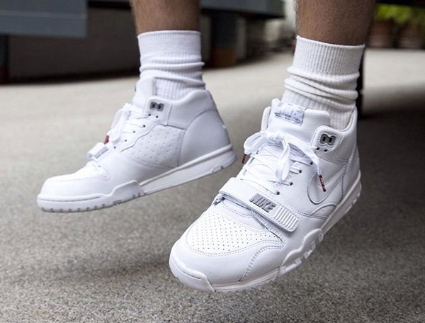 Nike Air Trainer 1 Fragment US Open White - Oki-ni