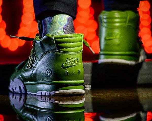 Nike Air Trainer 1 Fragment Wimbledon Chlorophyll - Grapeshirt (1)
