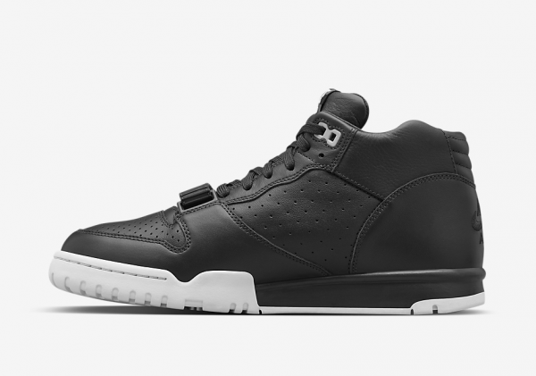 Nike Air Trainer 1 Mid x Fragment 'Black' (3)