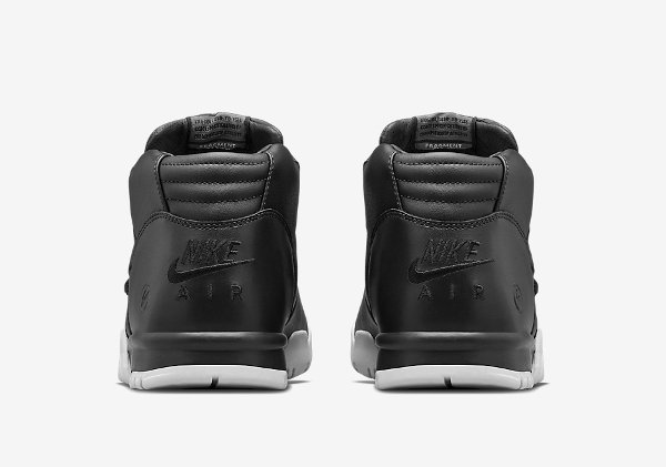 Nike Air Trainer 1 Mid x Fragment 'Black' (4)