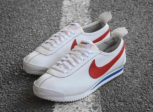 Nike Cortez '72 SP Leather OG White Red (1)