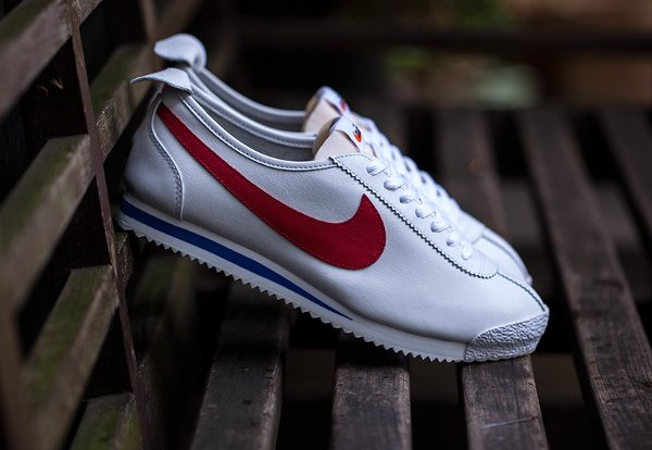 Nike Cortez '72 SP Leather OG White Red (2)