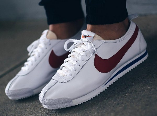 Nike Cortez '72 SP Leather OG White Red (3)