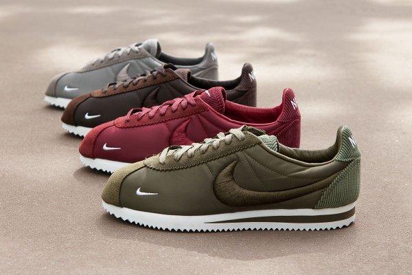 Nike Cortez Classic SP Textile Chaussuresactus Corduroy Chaussuresactus Textile 4ca007