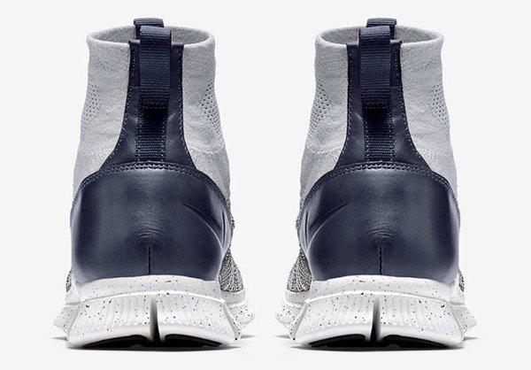 Nike Free Flyknit Mercurial Platinum Grey Obsidian (6)