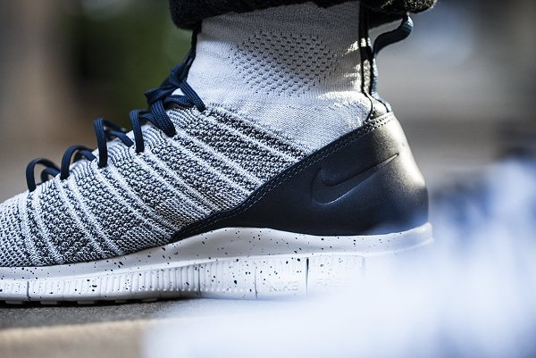 Nike Free Flyknit Mercurial Platinum Grey Obsidian (7)
